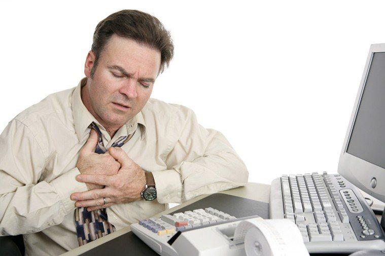 心臟疾病的大宗非心肌梗塞莫屬。示意圖/ingimage