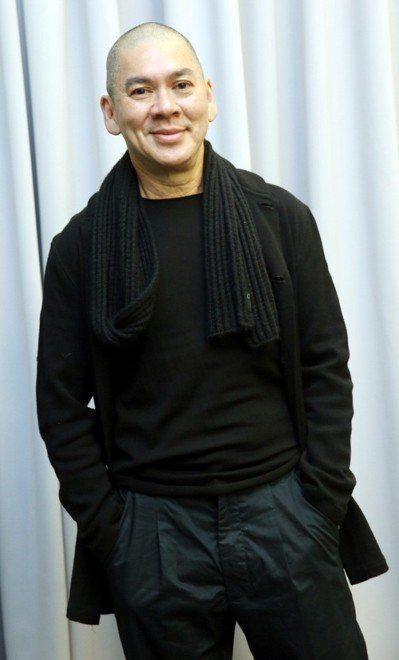 國際知名導演蔡明亮。聯合報系資料照