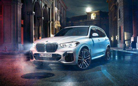 豪華運動休旅王者再臨 全新世代BMW X5 即將震撼來襲