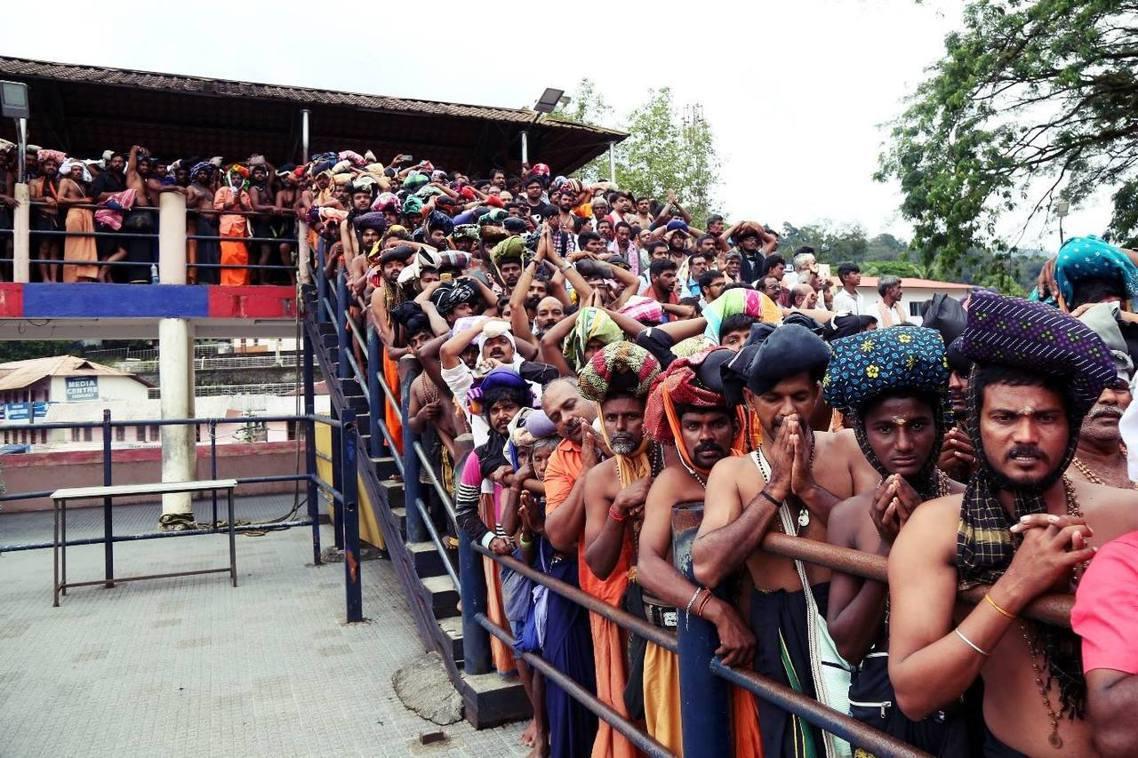 阿亞帕信仰多在印度南方流行,沙巴力瑪拉神廟為其最重要的聖地,每年會有上百萬人次的...