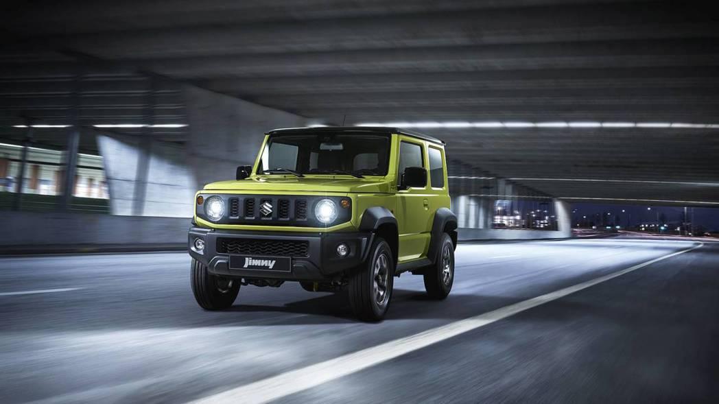 日本0.6升的車型可是符合K-Car規範的,在都市穿梭也相當靈巧。 摘自Suzu...