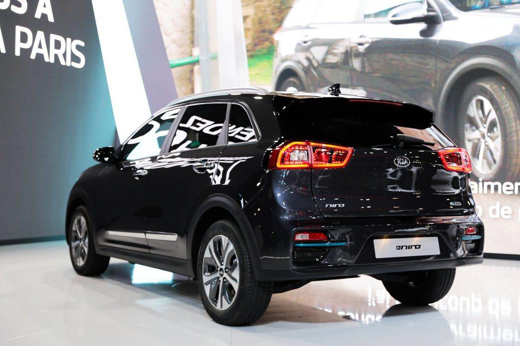 不同於美規與韓國當地版本,Kia Niro EV在歐洲名稱改為e-Niro。 摘...