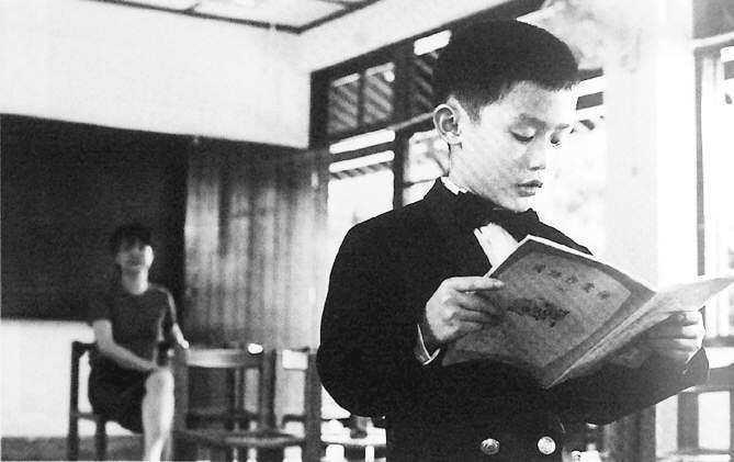 楊德昌執導的「A ONE AND A TWO」在國際間赫赫有名。報系資料照