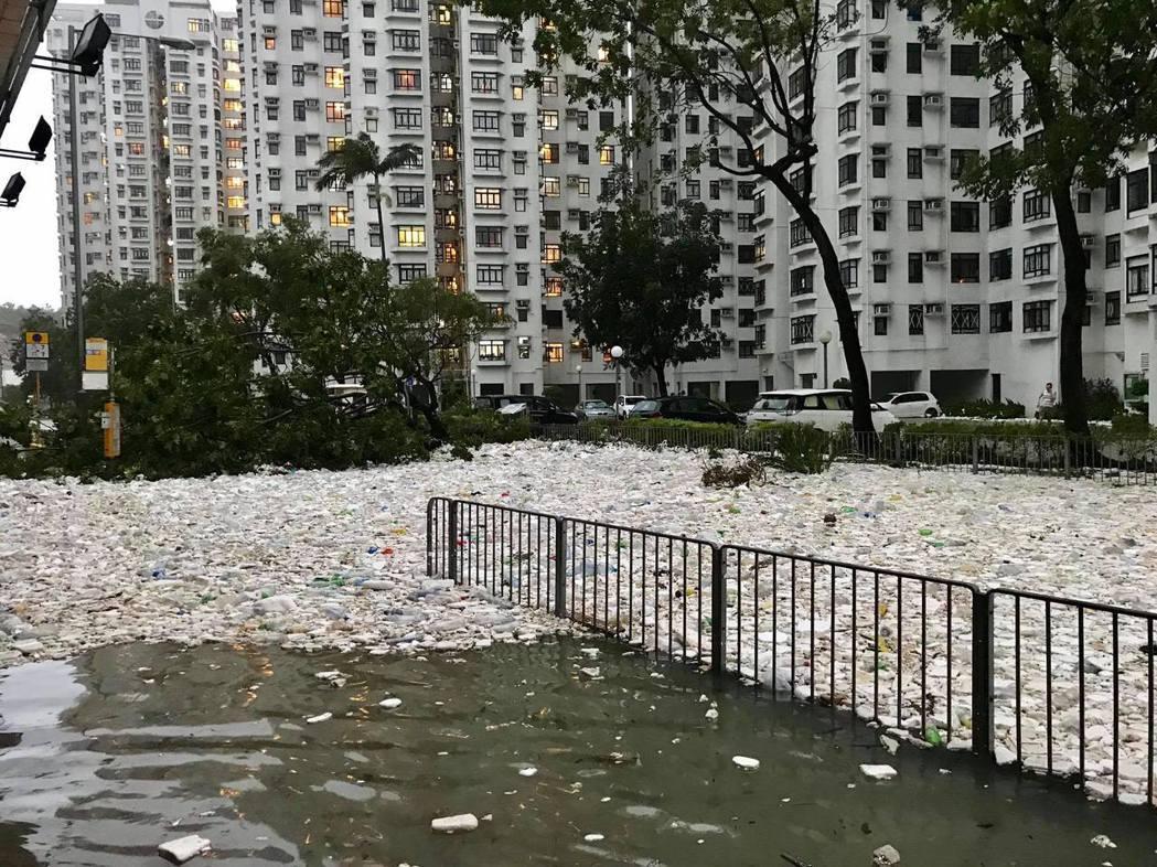 圖片來源/臉書社團香港突發事故報料區