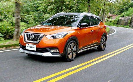 瞄準跨界休旅銷售之王 Nissan Kicks智行旗艦版試駕