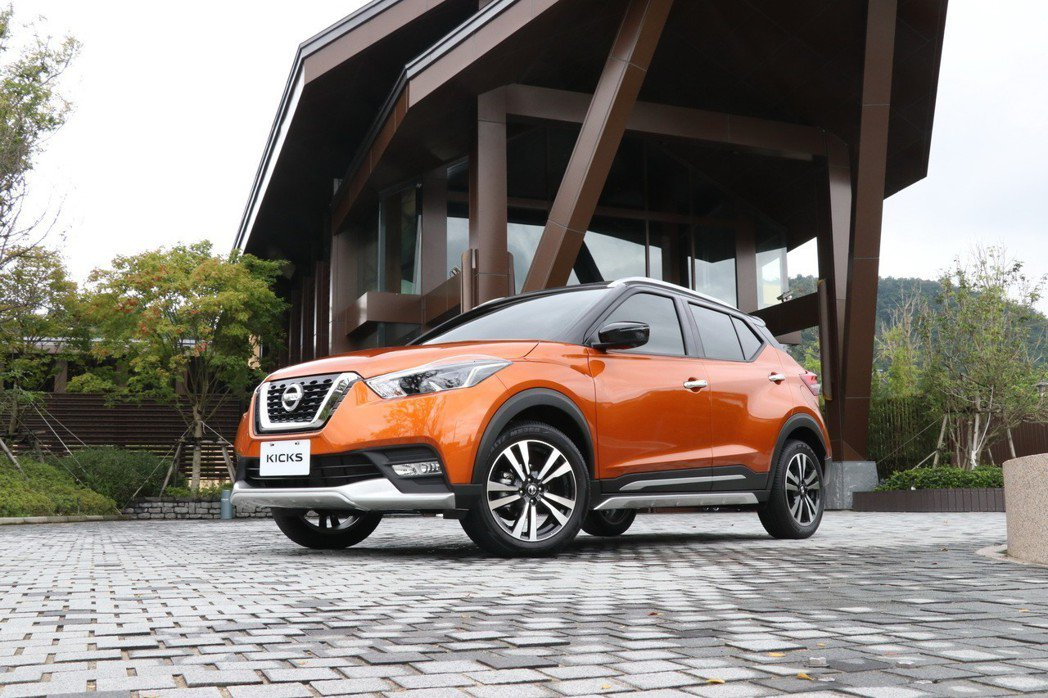 Nissan Kicks最早出現在巴西聖保羅車展亮相。 記者陳威任/攝影