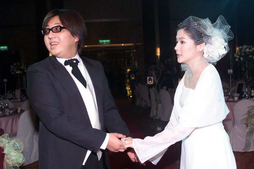 陸元琪和袁惟仁日前已離婚。圖/本報資料照片