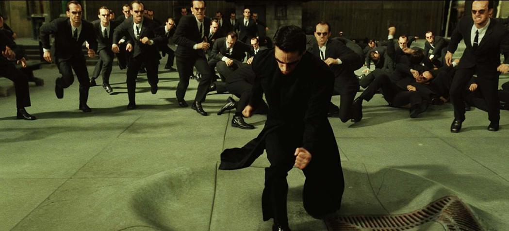 「駭客任務:重裝上陣」本來力邀華人動作巨星加入。圖/摘自imdb