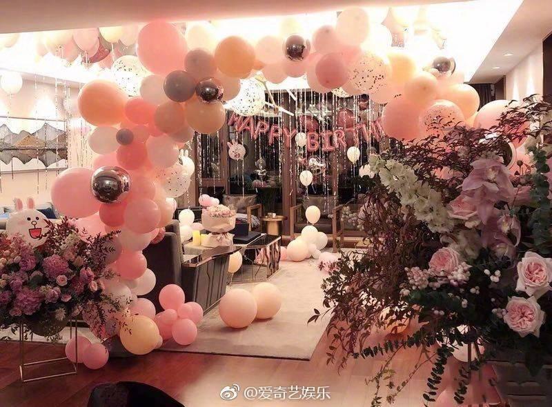 趙麗穎和馮紹峰宣布結婚。圖/摘自微博