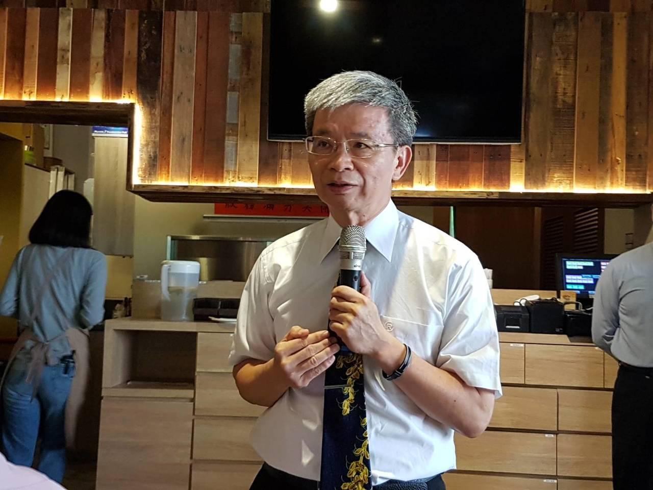 台師大校長吳正己。聯合報系資料照/記者吳佩旻攝影