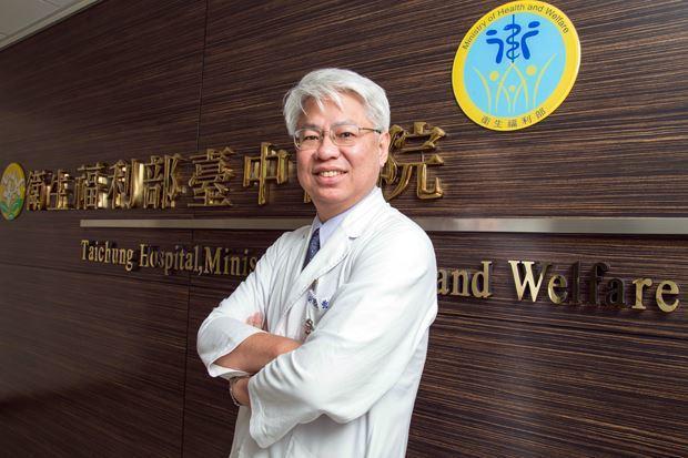 婦產科醫師黃元德從醫27年,是國內高危險妊娠的權威。圖/黃元德提供