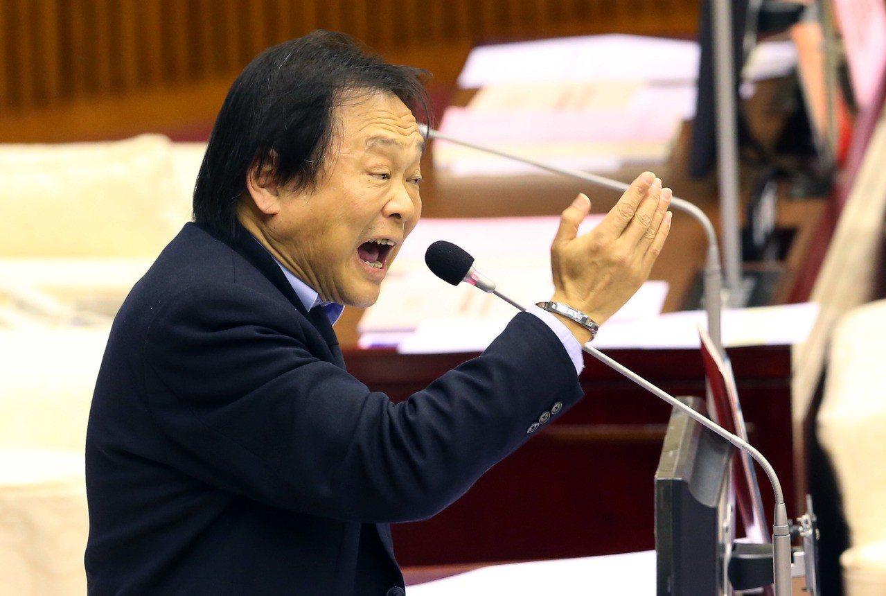 台北市議員王世堅。 本報資料照片/記者林俊良攝影