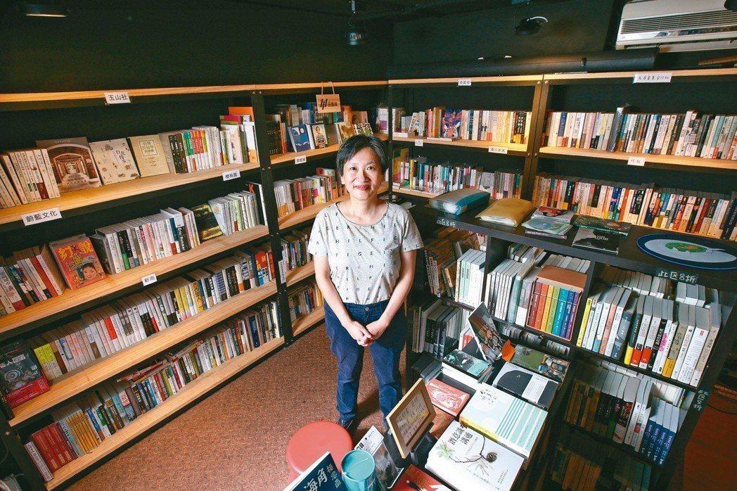 顏擇雅曾經幻想,自己到某一年紀就可以把想讀的書都讀完。