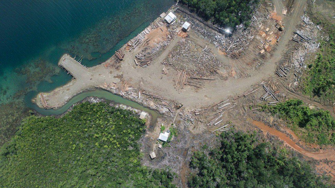 在中國的大量需求下,非法濫伐現象急遽惡化,索羅門群島的砍伐率遠超乎維持永續發展的...