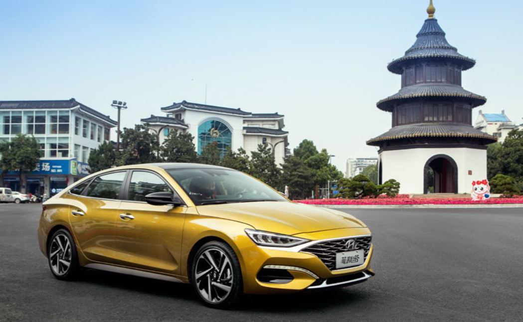 Hyundai Lafesta共有1.4T、1.6T兩種動力。 摘自北京現代