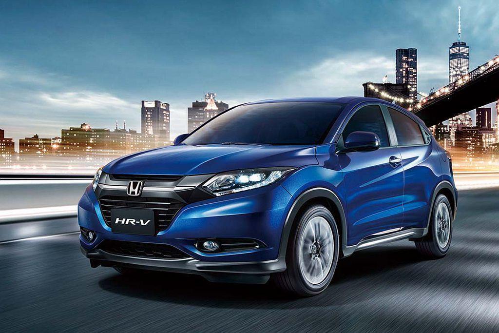 面對Nissan Kicks競爭看似岌岌可危的Honda HR-V,其實明年有望...