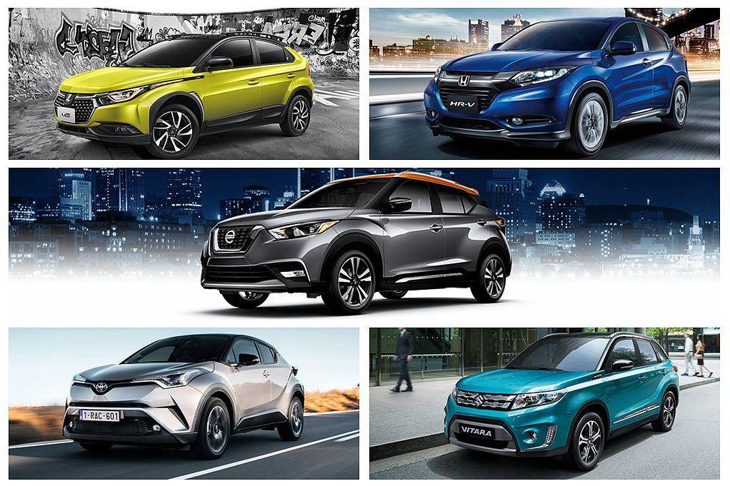 Nissan Kicks正式加入戰局!台灣都會跨界休旅掀戰火
