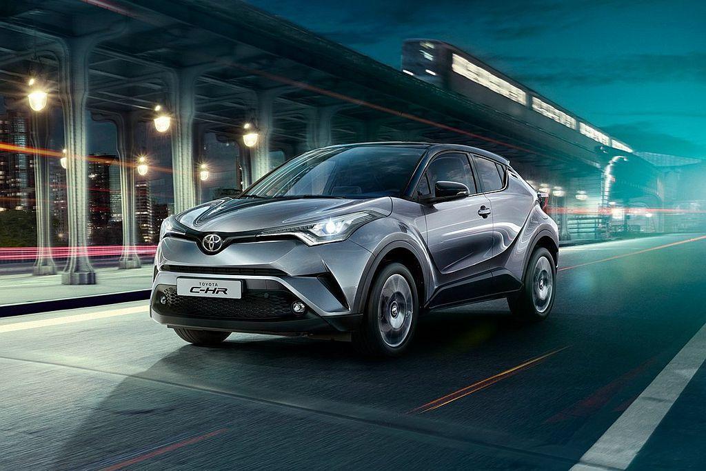 縱使採進口販售,但Toyota C-HR的月銷售表現卻是越來越出色。 圖/Toy...