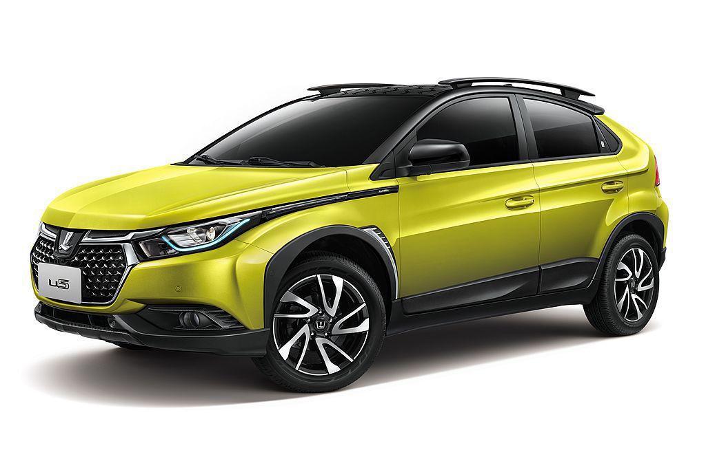 台灣自主品牌納智捷汽車推出的U5,不僅外觀設計搶眼更有許多科技配備加持。 圖/L...