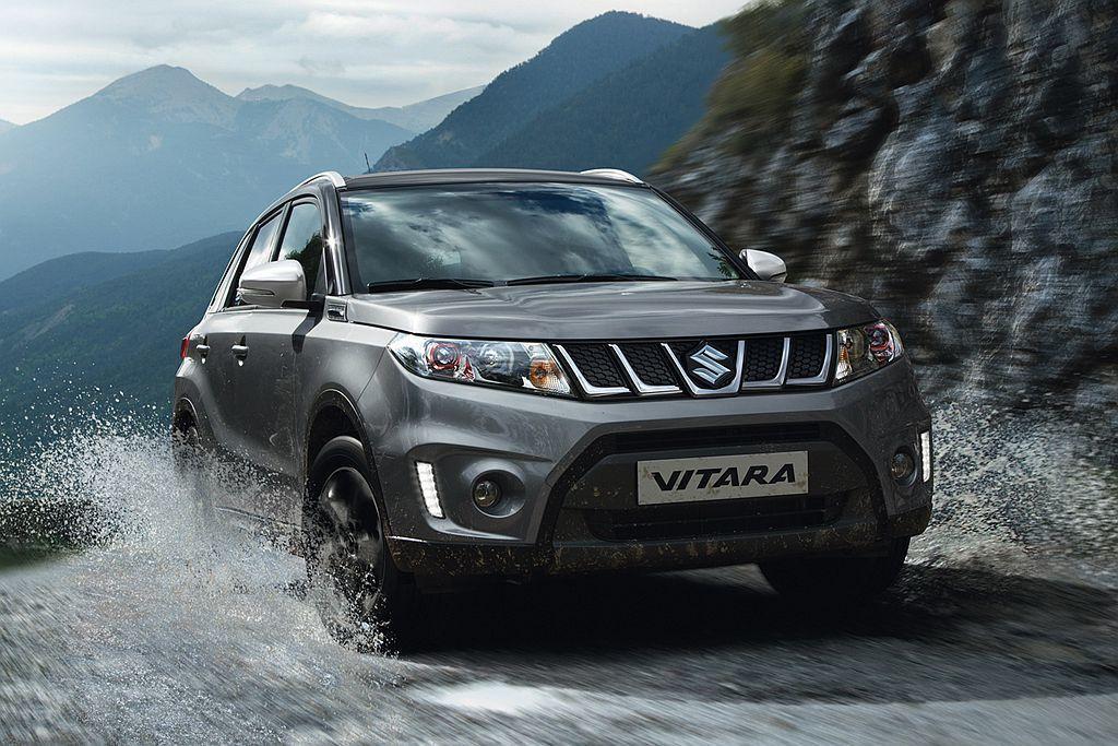 去年同級銷售冠軍的Suzuki Vitara,動力充沛的1.4L渦輪汽油引擎是一...