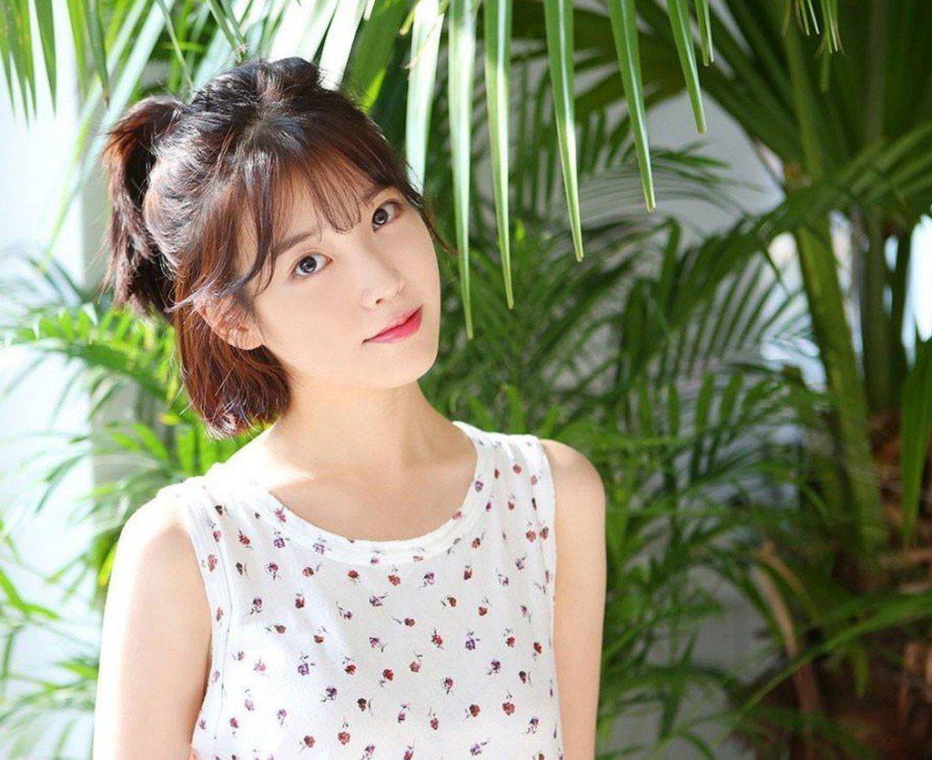 韓星IU。 圖片來源/IU臉書