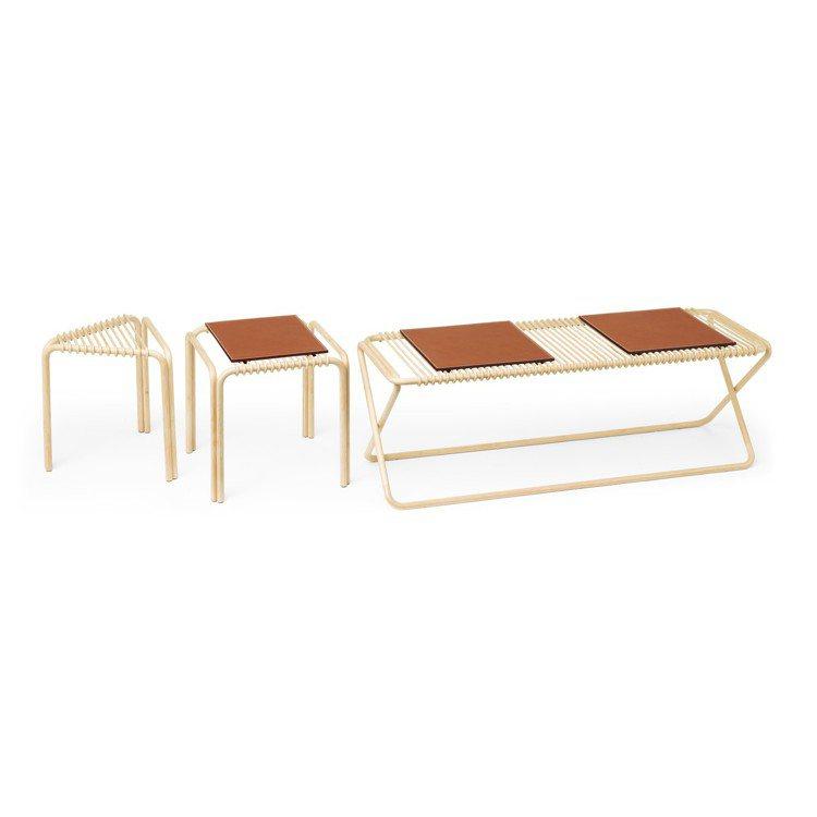 葡萄牙籍的建築師 Alvaro Siza Vieira結合日本竹子工藝創造出的K...