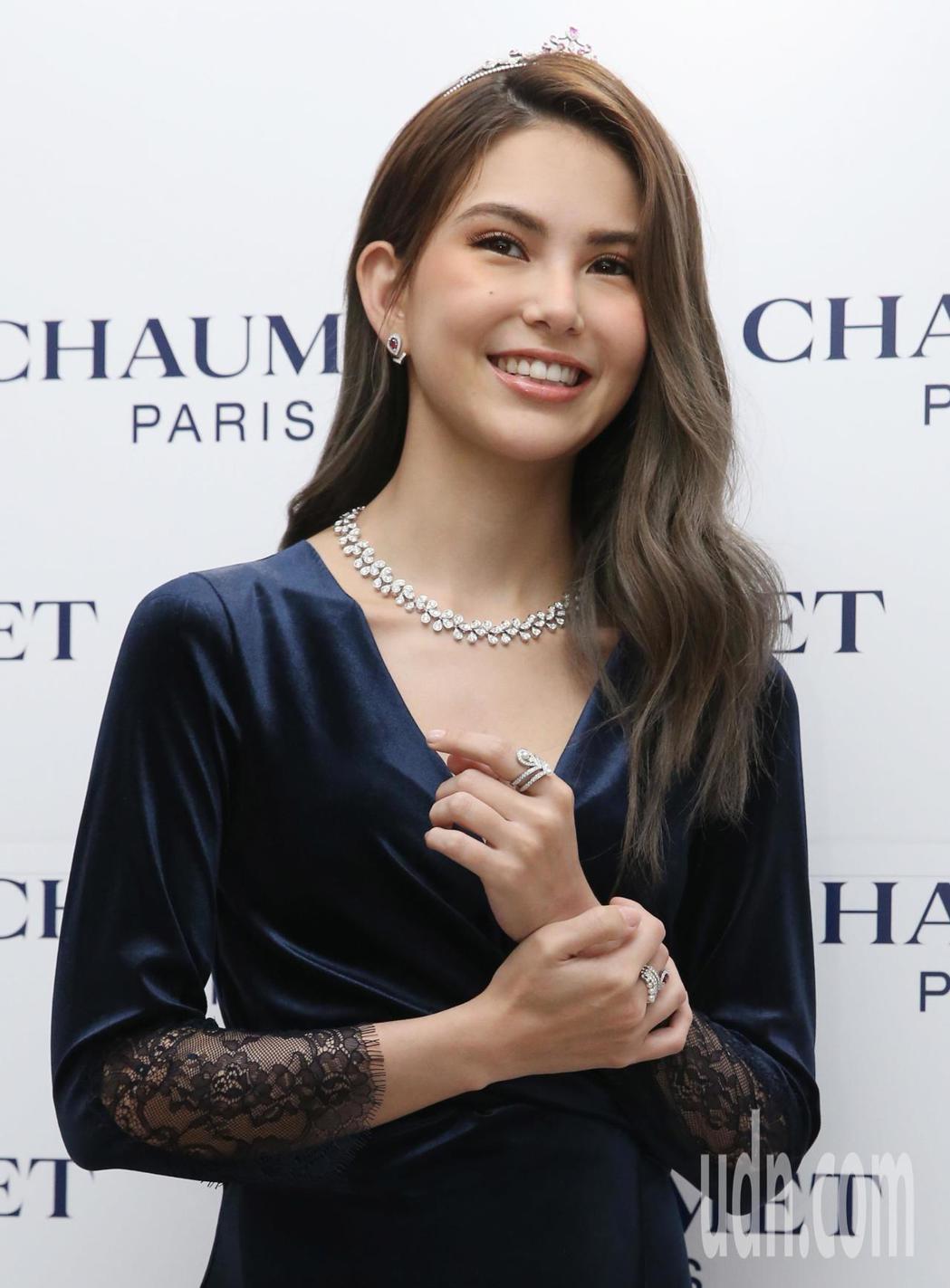 法國殿堂級珠寶品牌尚美巴黎(Chaumet) 推出全新鑲嵌彩色寶石的 José...