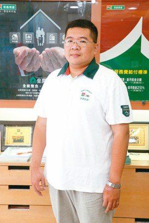 曾國峰(信義房屋桃園三民店),42歲,入行年資16年 圖/信義房屋提供