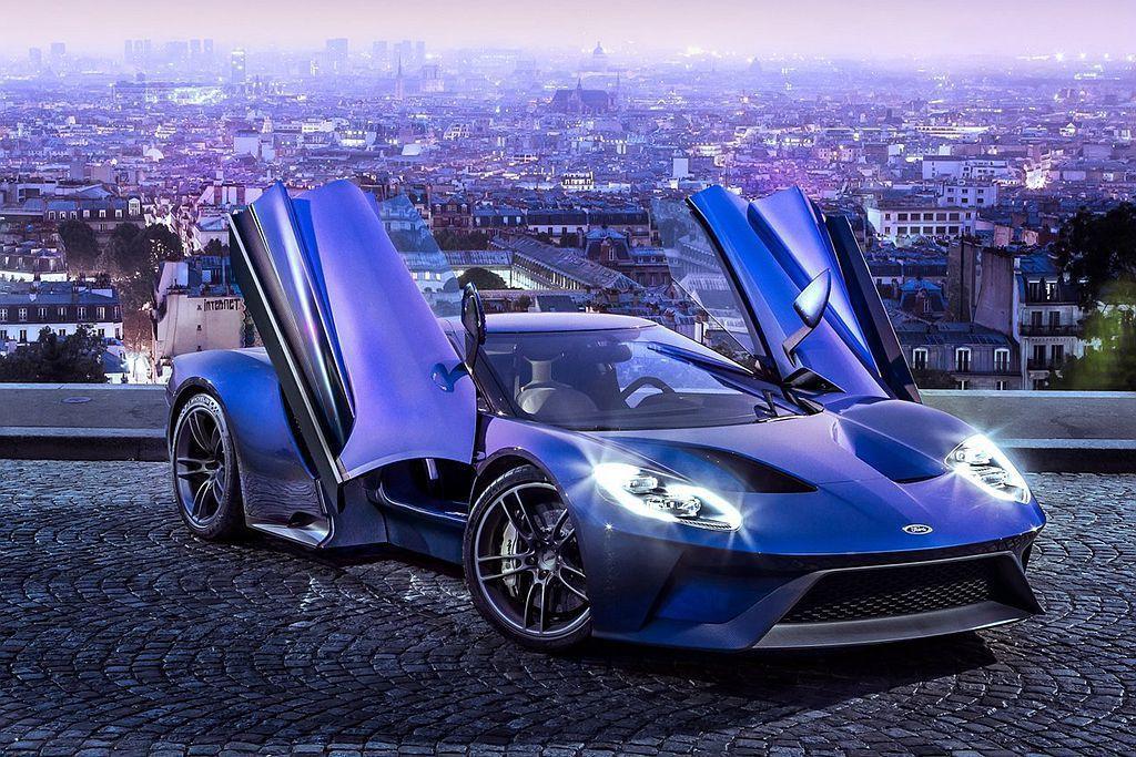 全新第二代Ford GT自2015年北美車展問世以來就話題不斷,最嚴重莫過於跨張...