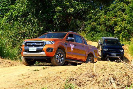 小改款、大革新!新Ford Ranger冠上「運動皮卡」可非等閒之輩
