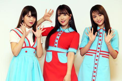 由三上悠亞,以及櫻萌子、松田美子今年組成女子團體「Honey Popcorn」首次登台的演唱會,將於明天在台北NEO Studio登場。三人在投身成人事業前,都曾是當紅偶像團體的一員,SKE48出身...