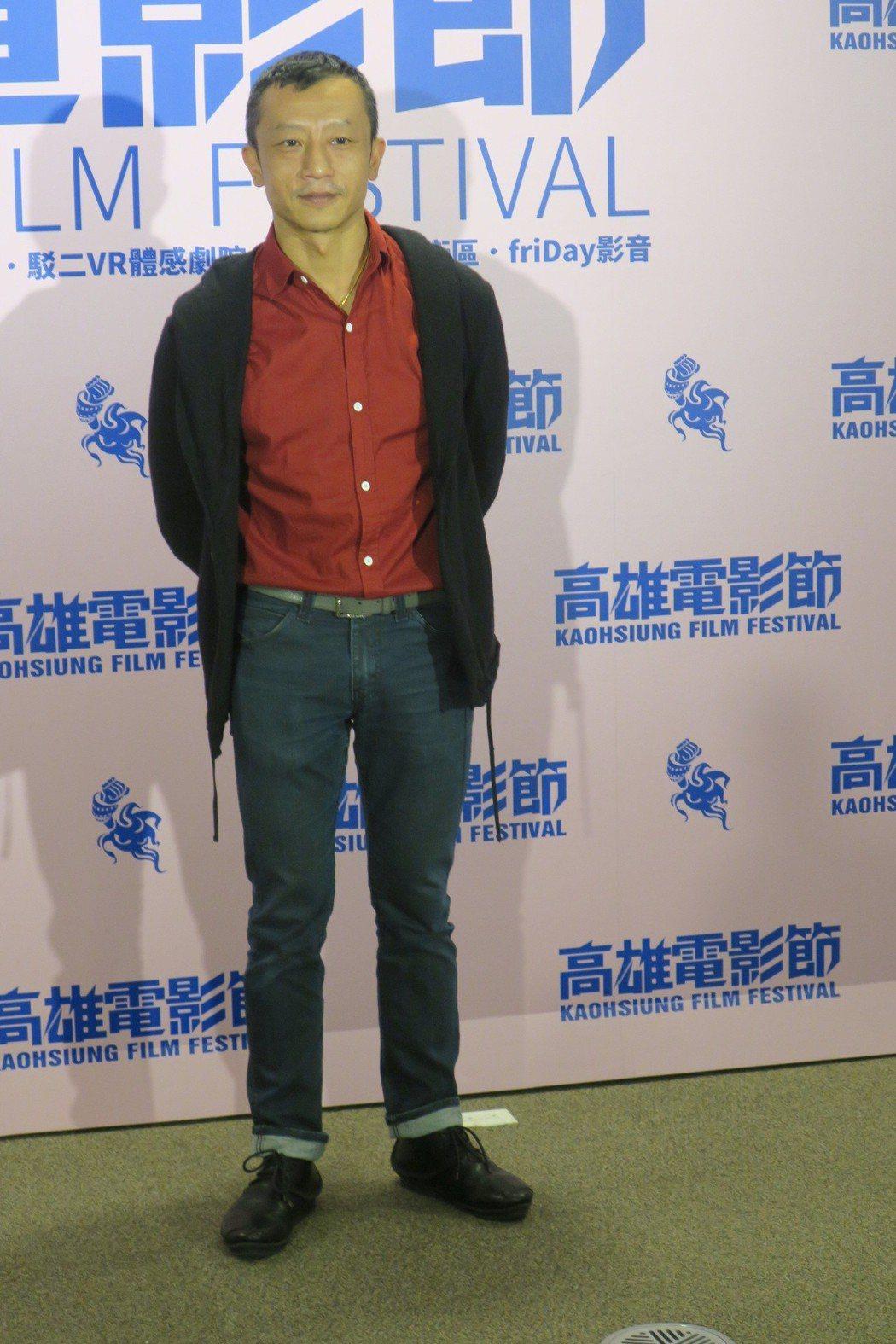 楊雅喆擔任本屆金馬獎決選評審,認為大家不用對台灣電影的表現過於憂心。記者蘇詠智/...