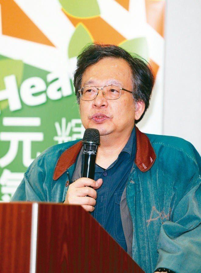 北榮胸腔部主任張西川 記者曾吉松/攝影