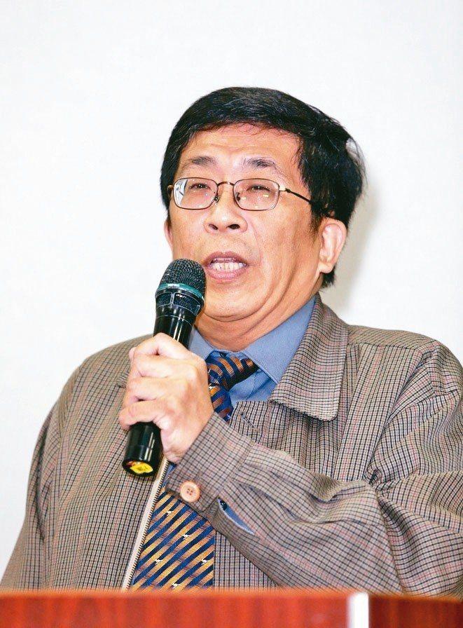 北榮免疫風濕科主任蔡長祐 記者曾吉松/攝影