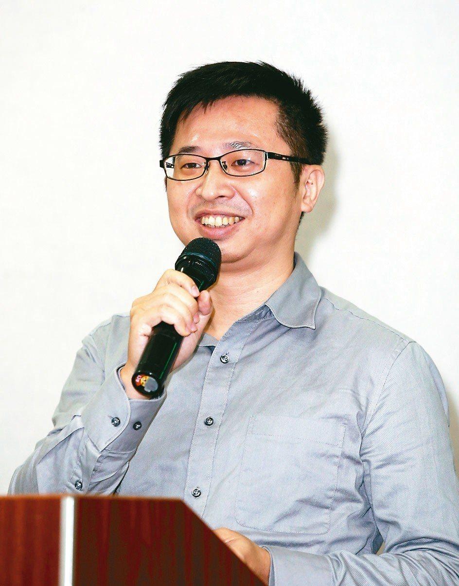 北榮免疫風濕科主治醫師劉志偉 記者曾吉松/攝影