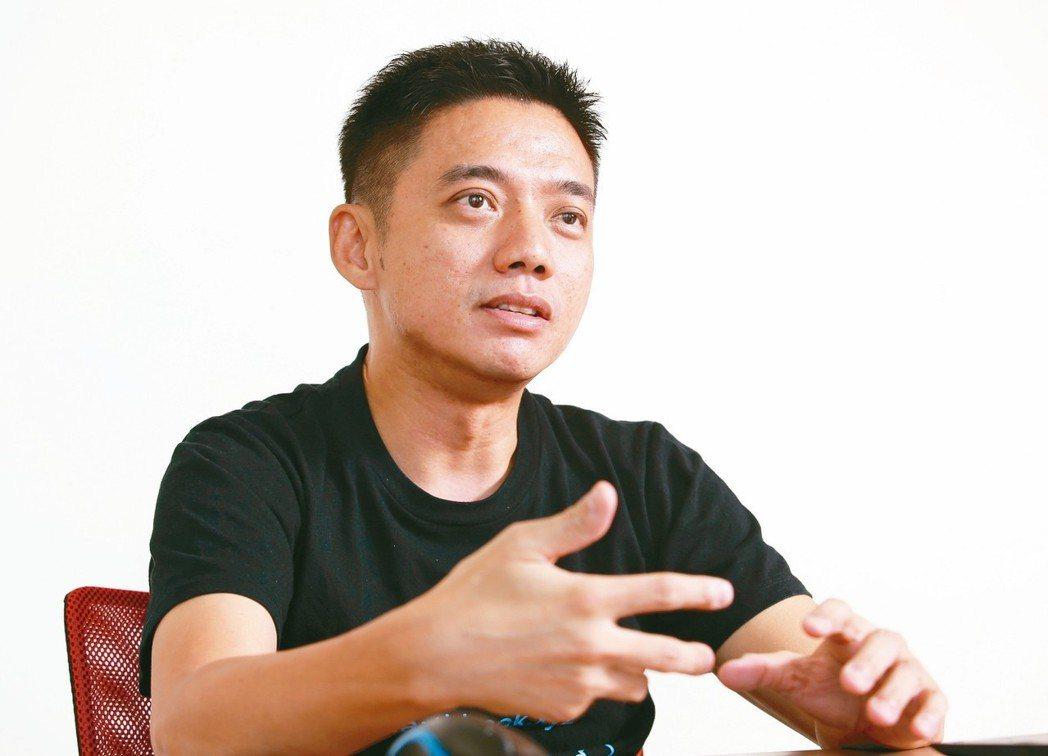 極現科技執行長徐偉城
