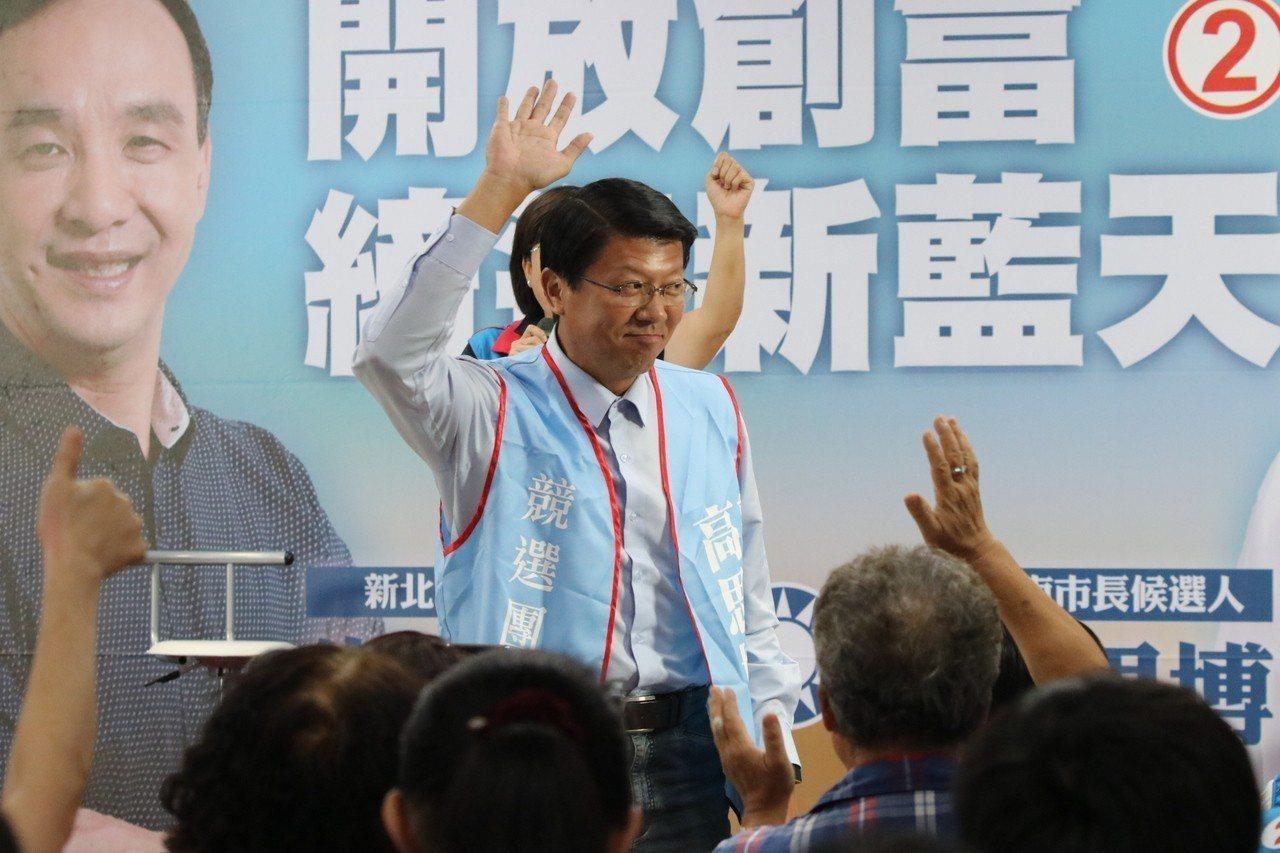 「龍介仙」國民黨台南市黨部主委謝龍介在政論節目中表示,韓國瑜到底會不會贏,8號高...