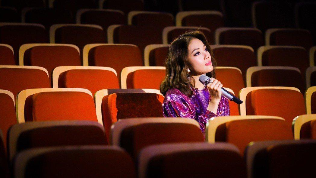 容祖兒將於21日來台,為新專輯進行第一波宣傳。圖/英皇娛樂提供