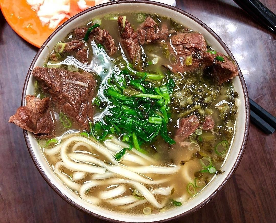 Paspsod, Beef Noodle, Taiwan