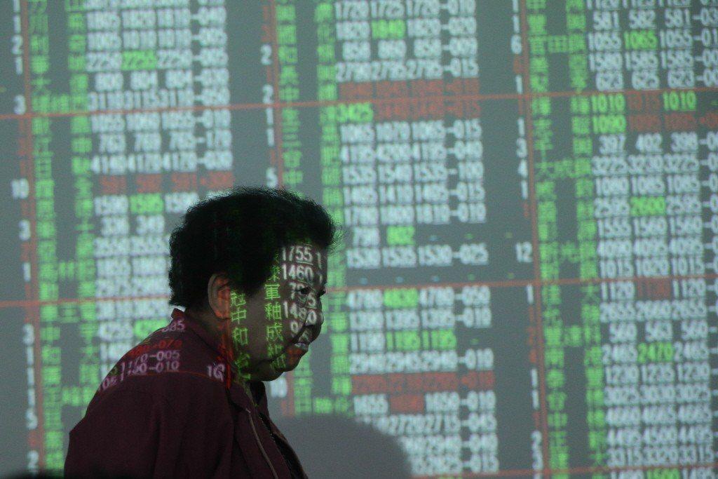 台股今天跌199.08點。 聯合報系資料照/記者黃仲裕攝影