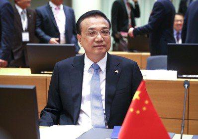 中共國務院總理李克強。 中新社