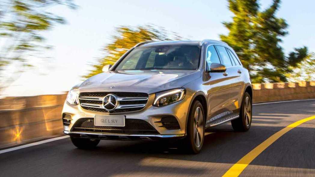 Mercedes-Benz GLC L。 摘自Mercedes