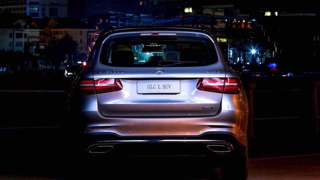 GLC L同樣有200、250、300的動力規格提供選擇。 摘自Mercedes