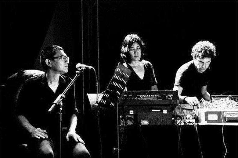 P.K.14是一支近20年來最具份量的中國獨立搖滾樂隊,主唱楊海崧(左)是該團的靈魂人物。 取自/P.K.14臉書粉專