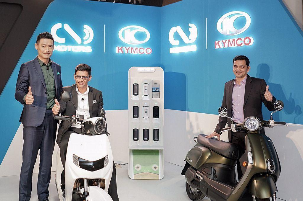 董事長柯勝峯表示自「ionex車能網」正式公開以來,印度「22Motors」就積...