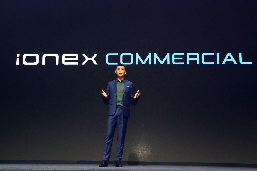 未來光陽機車仍堅持走自己的路,縱使部分市場對電動機車尚未有興趣,但能「Ionex...
