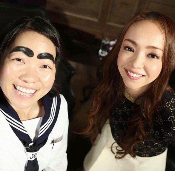 圖/Namie Amuro FB、歌舞天使 安室奈美惠FB、instagram@...