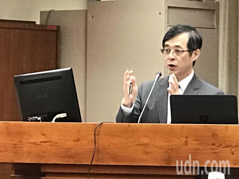立法院教育文化委員會今審查「學位授予法修正草案」。記者馮靖惠/攝影