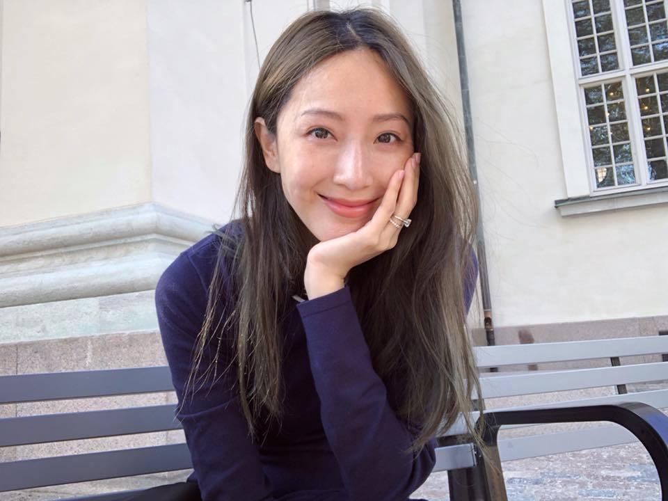 隋棠今過38歲生日。圖/摘自臉書