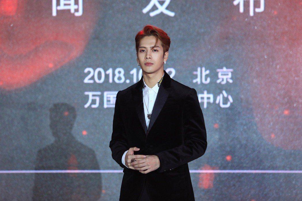 王嘉爾外型帥氣,IG粉絲是華人之最。圖/燦星文化提供